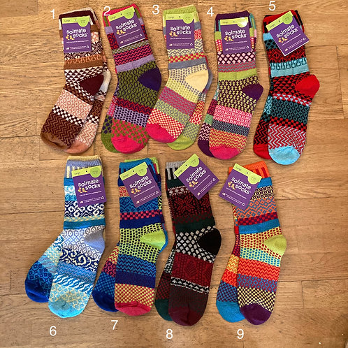 Solmate Socks Large (UK 8-10)