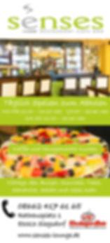 Flyer Senses Seite 1 Essen zum Abholen.j