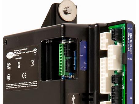 Micro-Link® 5, el primer controlador reefer con conexión inalámbrica.