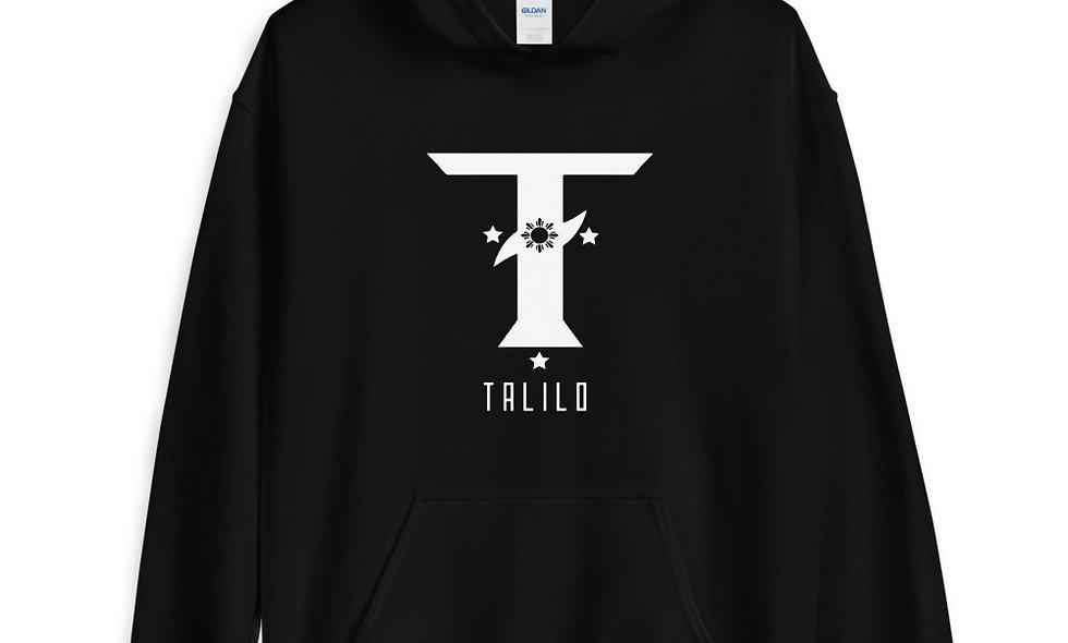 Talilo Typhoon Hoodie Black SM-5XL