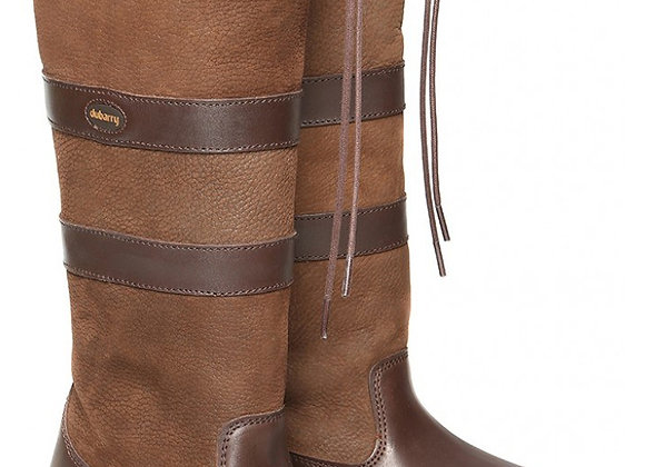 Dubarry Galway Boots in Walnut