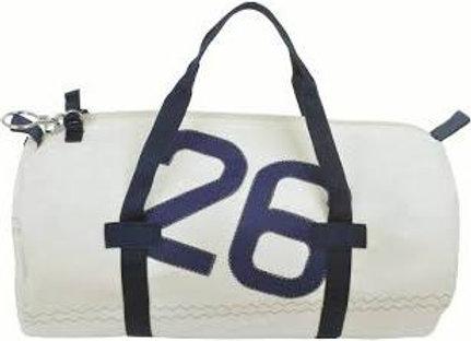 Quba Sail Cloth Small Holdall/Gym Bag