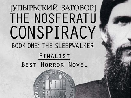 2021 Next Generation Book Award—Best Horror Novel—Finalist