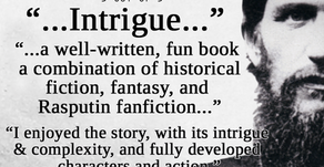 Manhattan Book Review: The Nosferatu Conspiracy, Book One: The Sleepwalker