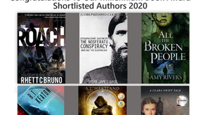 Millennium Book Award Shortlist