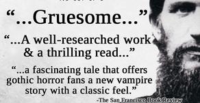 San Francisco Book Review - The Nosferatu Conspiracy, Book One: The Sleepwalker