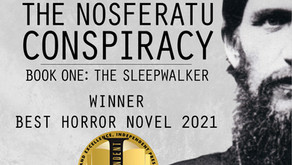 Winner: Best Horror Novel - 2021 Independent Press Awards