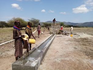 Ura lortzeko aukera eta nekazaritza jasangarria Kenyan