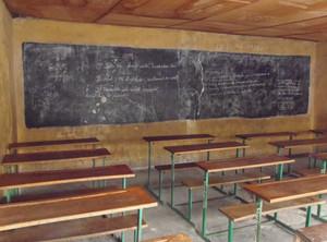Kinshasa-ko Covadongako Ama Birjina eskolaren birmoldaketaren bigarren fasearekin hasiko gara aurki