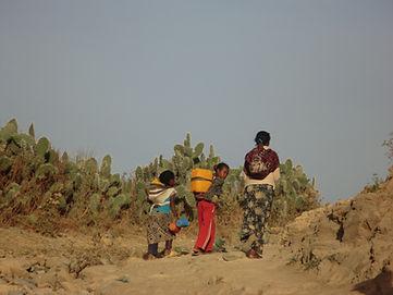 Agua África Derandein