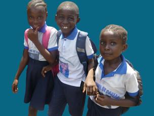 Kingabwako (Kinshasa) haurren malnutrizioari buruzko diagnostikoa