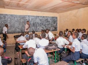 Amorebieta-Etxano apoya el acceso a la educación en Kingabwa, Kinshasa