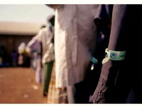 Ayuda humanitaria África Derandein
