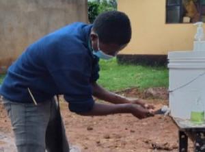 COVID-19ari aurreko egiteko prebentzioa Afrikan