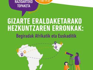 Gizarte Eraldaketarako Hezkuntzaren Erronkak: Begiradak Afrikatik eta Euskaditik
