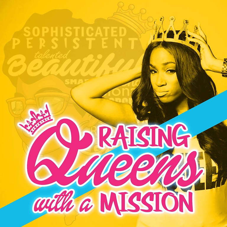 Raising Queens with A Mission! Gift of Love Christmas Giveaway
