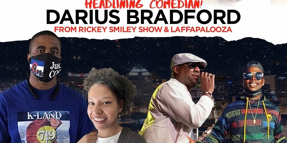719 Nightlife Presents: Nights of Laughter!