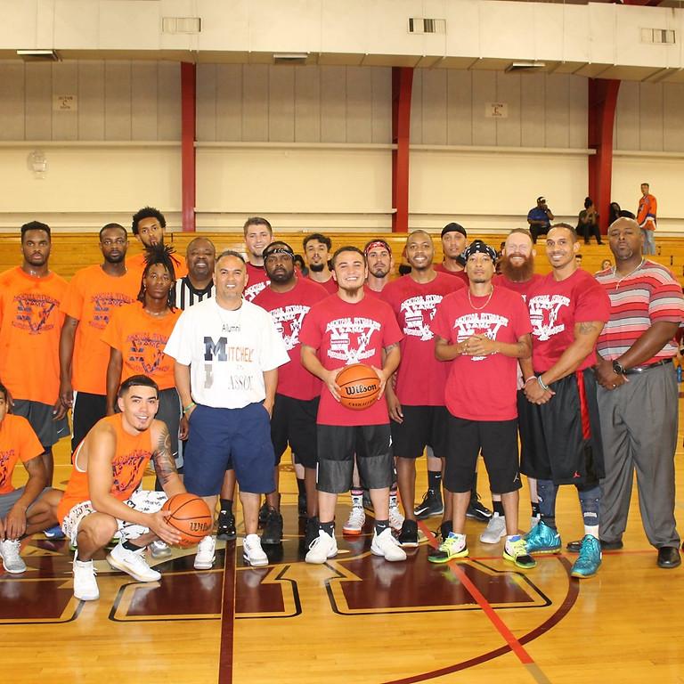 Wasson vs. Mitchell Alumni Basketball Game