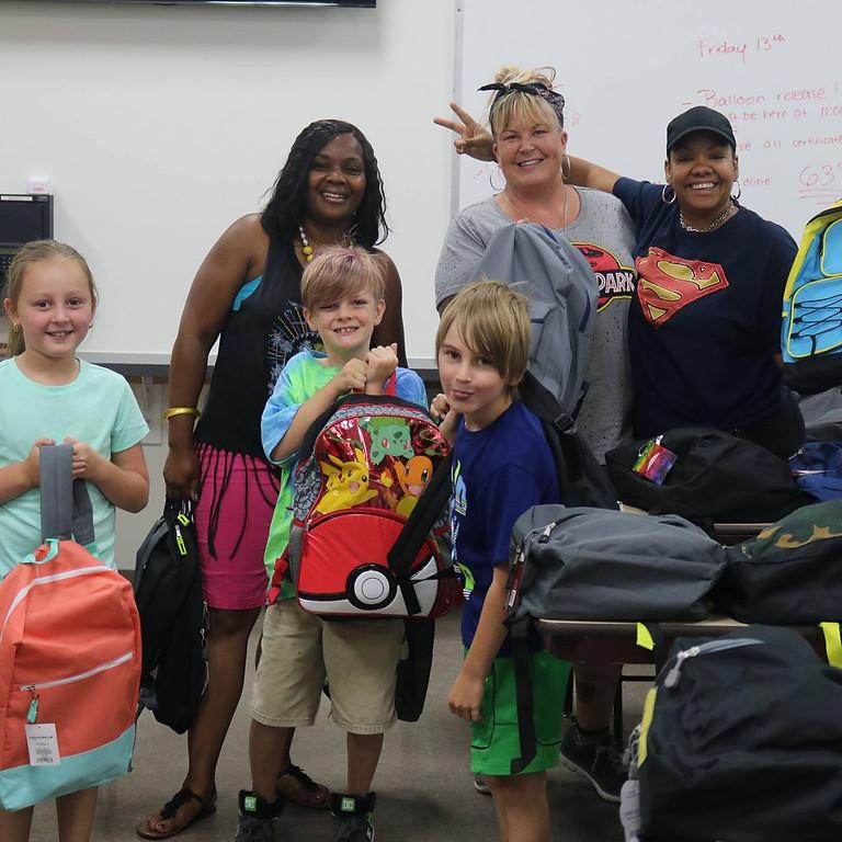 Back to School Giveaway: BackPacks, School Supplies & Hair Cuts