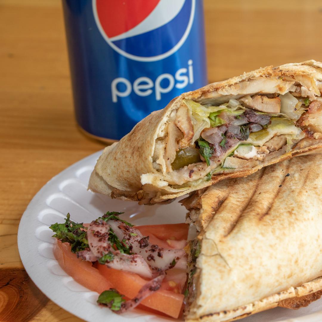 Meat Shawarma