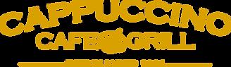 Cappuccino Cafe Logo