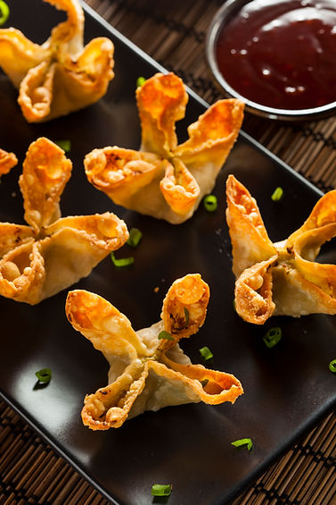 asian-crab-rangoons-with-sweet-and-sour-