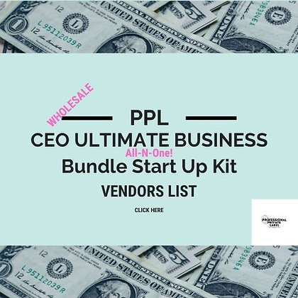 Ultimate Business Bundle Start Up Kit (Instant Email)