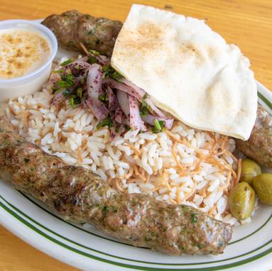Kafta Mechwi Dish