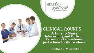 HK - Clinical Rounds