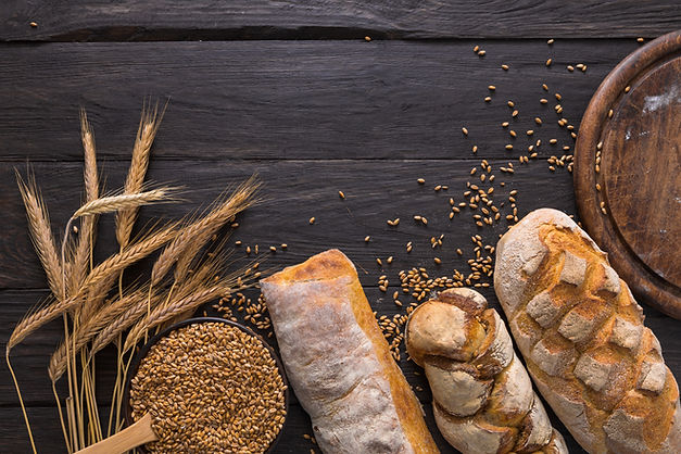 bread-bakery-background-brown-and-white-