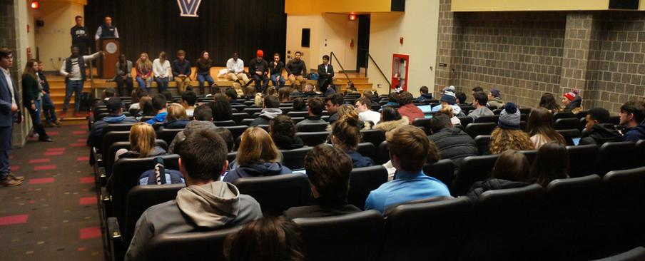 Open Student Forum