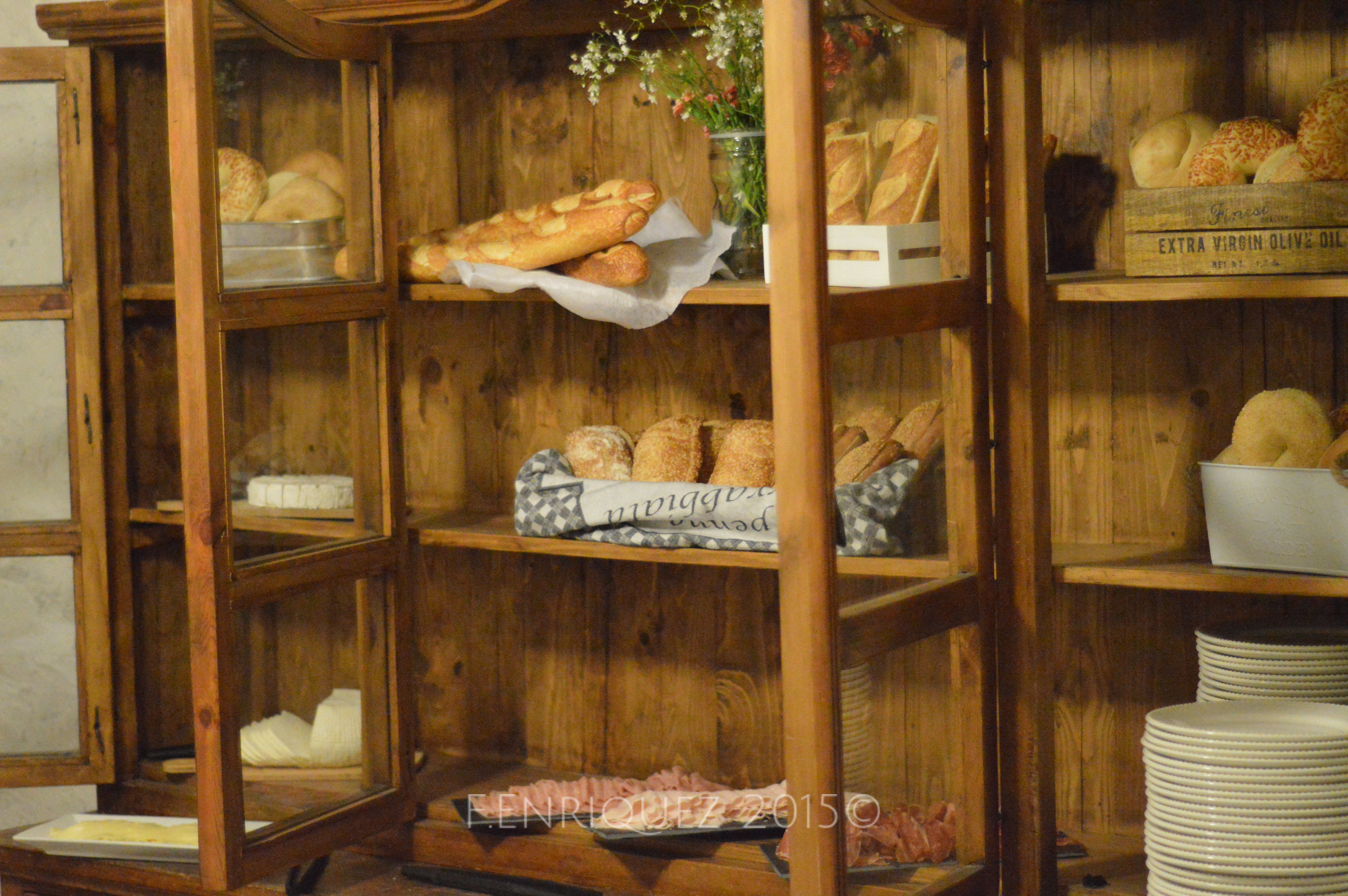 Barra de Sandwiches
