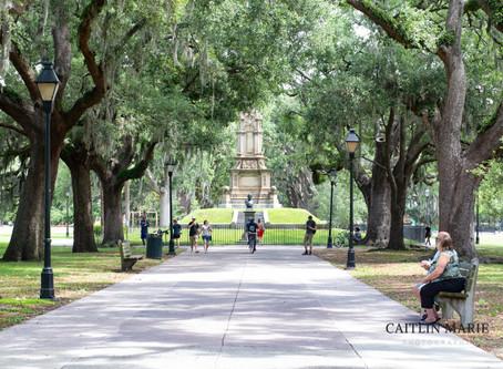Exploring Savannah's Historical Sites