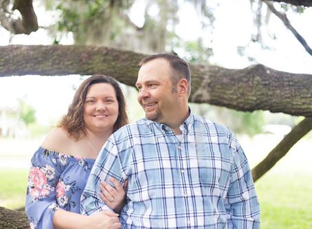 Savannah, GA Anniversary | Eric + Nicole