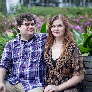 Hunter & Miranda's Engagement