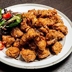 간장 양념 치킨  Ganjang Chicken