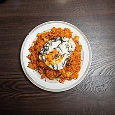 김치 볶음밥 Kimchi Bbokeum bab
