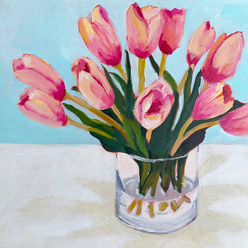 Tulips for You, My Darling
