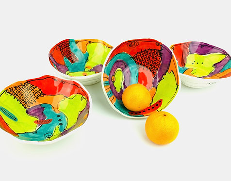 Small Whimsy Bowls