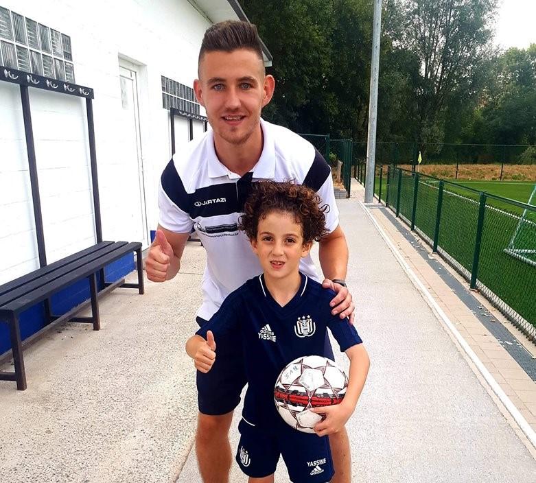 Yassine T. - U9 RSC Anderlecht Elite