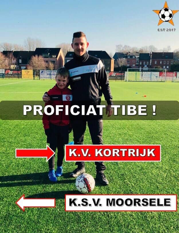 Tibe - KV Kortrijk U9