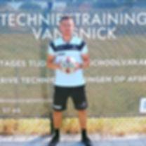Techniektraininer Van Snick, Techniektraining Van Snick, Brent Van Snick