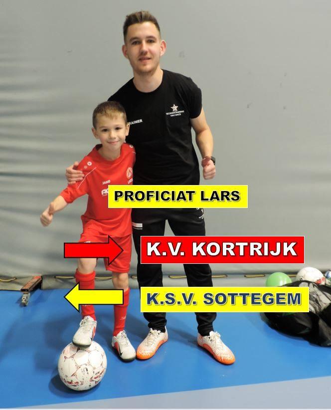 Lars M. - KV Kortrijk U9