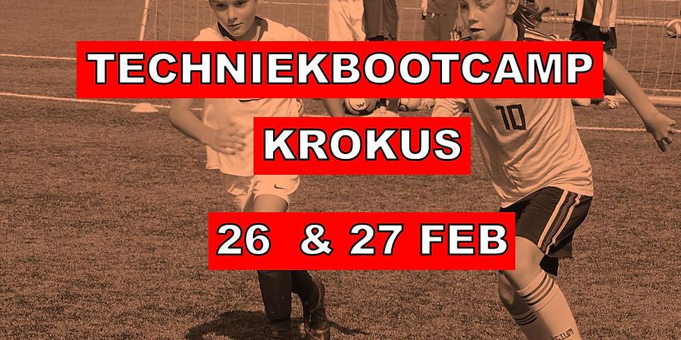 KROKUS BOOTCAMP/STAGE - 26 & 27 FEBRUARI