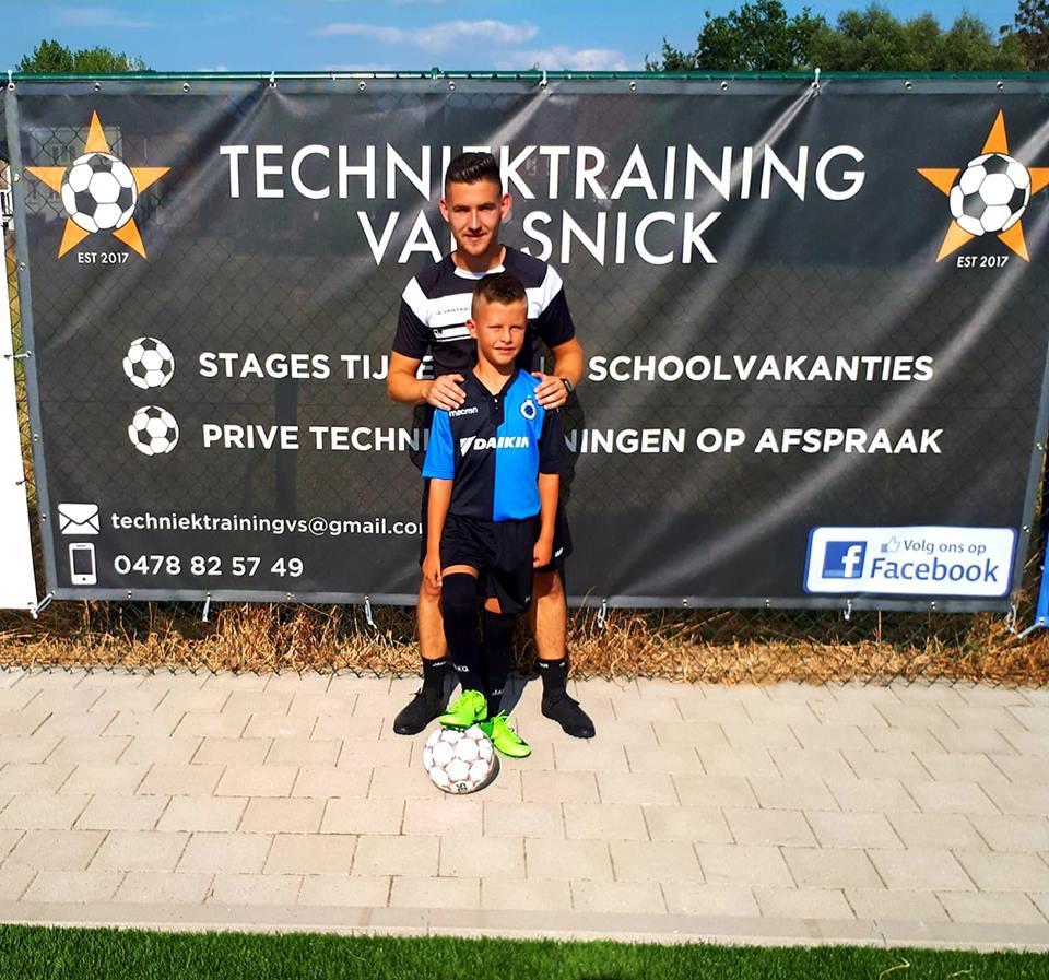 Maxime VN - U9 Club Brugge Elite