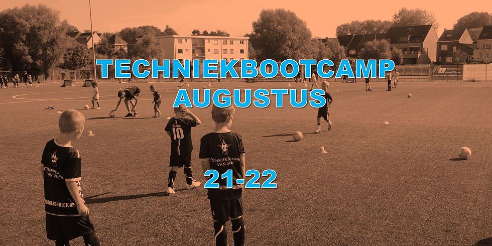 ZOMERSTAGE 21 & 22 AUGUSTUS - TECHNIEKBOOTCAMP (1)