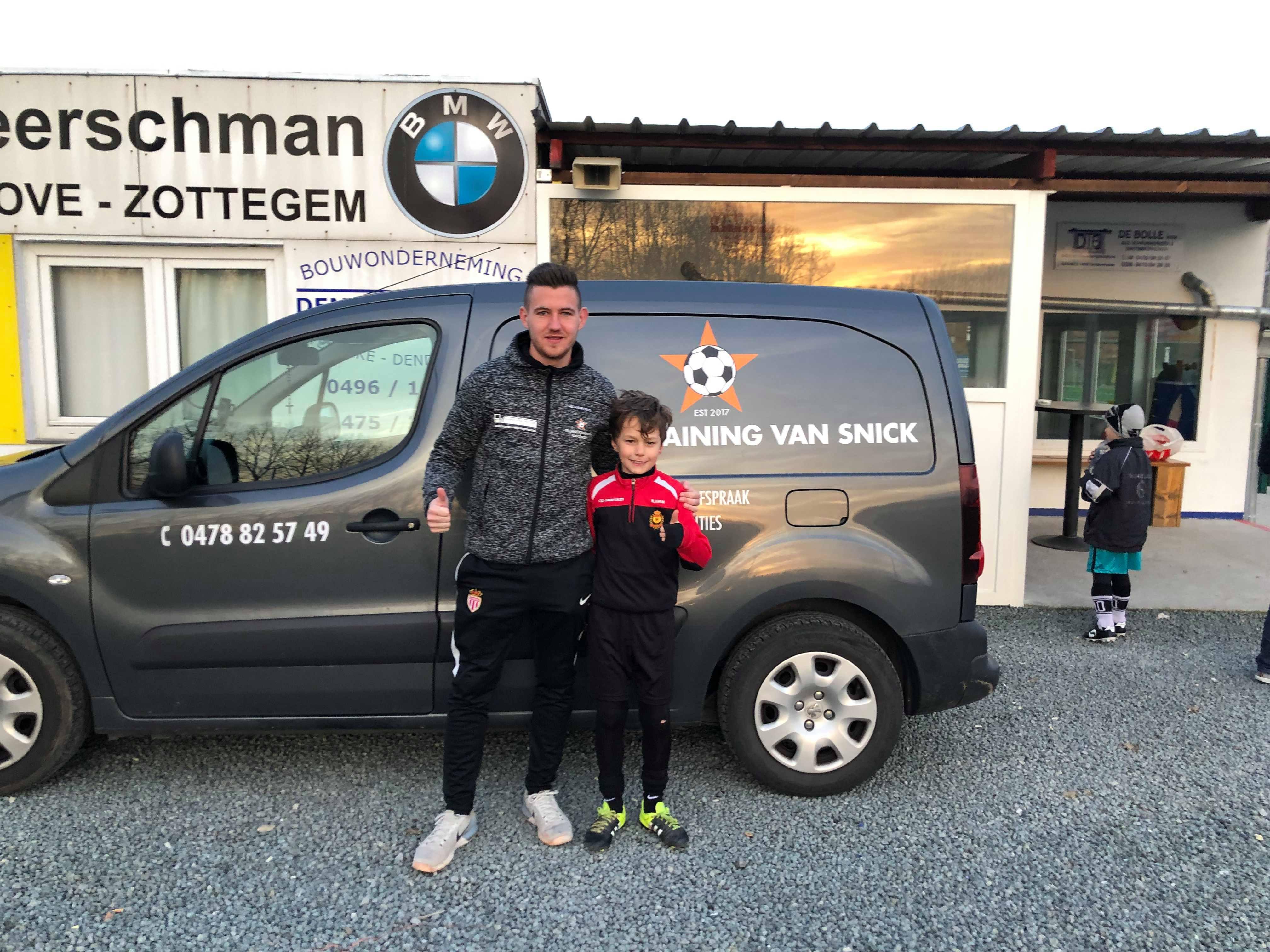 Ilhan S. - KV Mechelen U9
