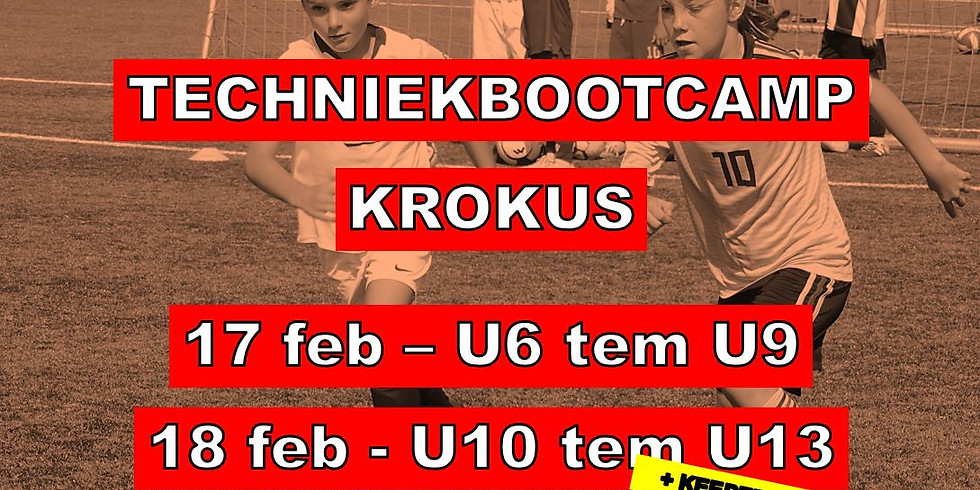 TECHNIEKBOOTCAMP 17 & 18 FEBRUARI 2021