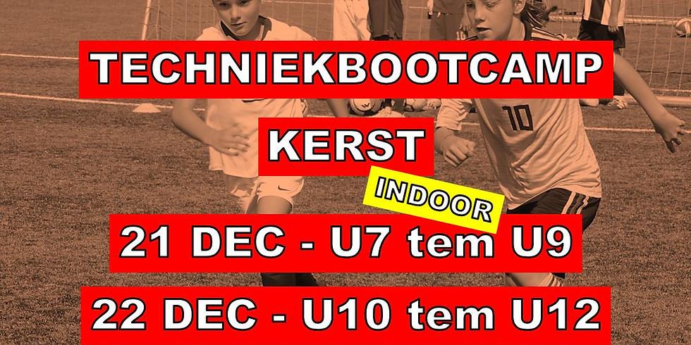 TECHNIEKBOOTCAMP 21 & 22 DECEMBER 2020