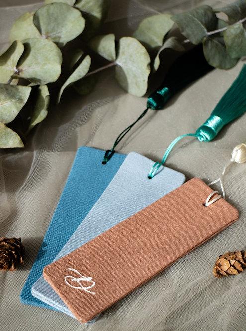 Liberty Tassel Bookmark
